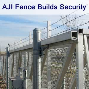 AJI Fence Builds Security