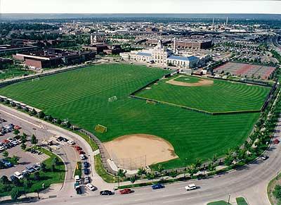 Auraria Athletic Fields