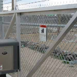 Automated Security Gate
