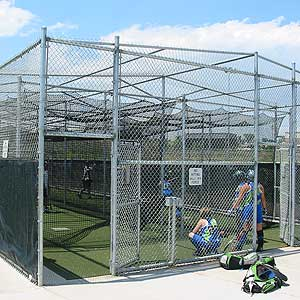 Batting Cage Fencing
