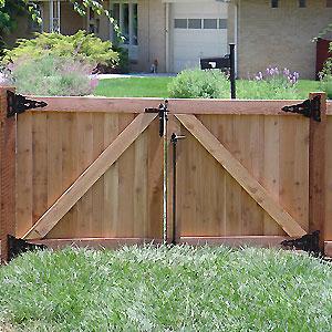 Wood Fence Installation & Repair Denver | AJI Fence