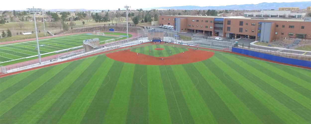 AJI Fence - baseball field