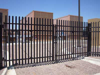 Fence Gates Denver | Driveway, Security, Openers | AJI Fence