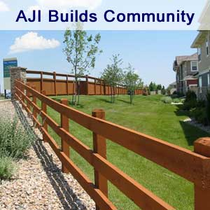 AJI Builds Community