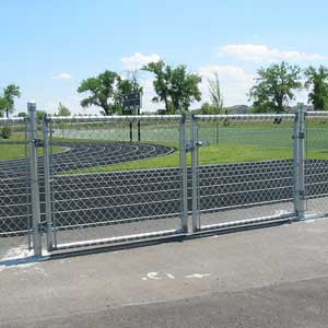 Track And Field Fence
